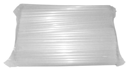 Трубочки для коктейля 240мм,d=8мм, прозрачн 250шт/уп.пп 342039 Мистерия