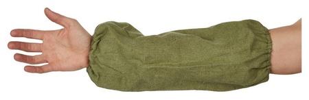 Нарукавники защитные брезентовые (Пл.420 гр/м2) 40 см  NNB