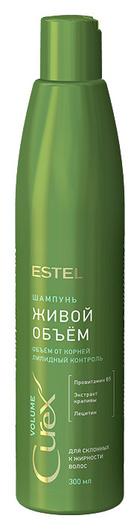 Шампунь придание объема для жирных волос