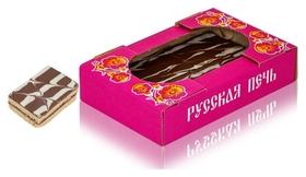 Печенье полоска александровская с черничной начинкой, 325г Русская печь