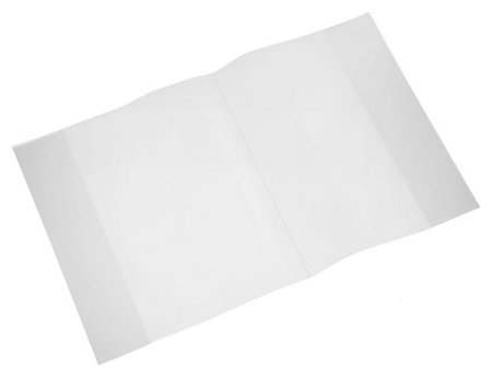 Обложка для учеб,конт.карт,тетрад№1 School,305х465,пвх,110мкм  NNB