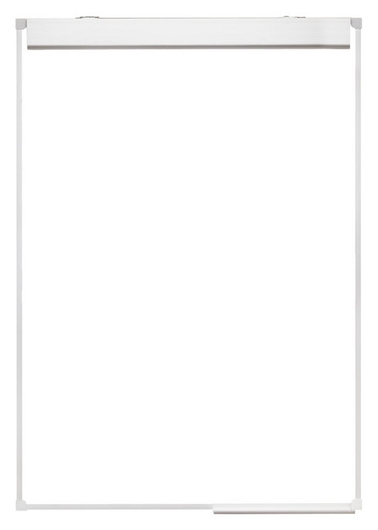 Флипчарт магнитно-маркерный Attache 70х100 см настенный/надверный  Attache