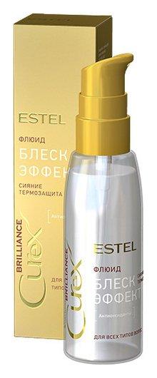 Флюид-блеск с термозащитой для всех типов волос  Estel Professional
