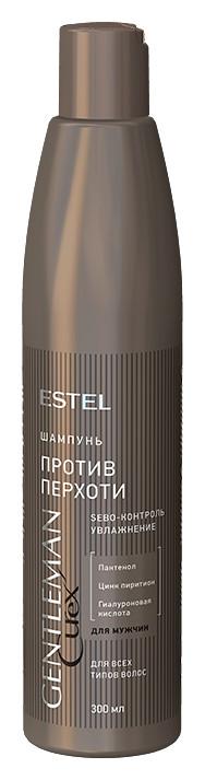 Шампунь против перхоти для всех типов волос Curex Gentleman  Estel Professional