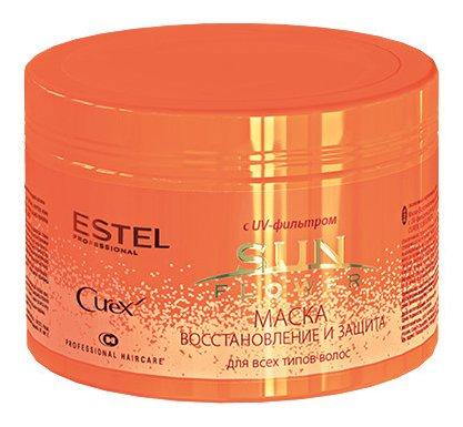 Маска-защита от солнца для всех типов волос Curex Sunflower  Estel Professional