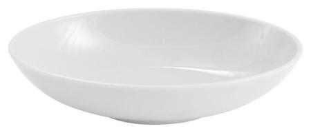 Мыльница Trento белый, пластик Swensa