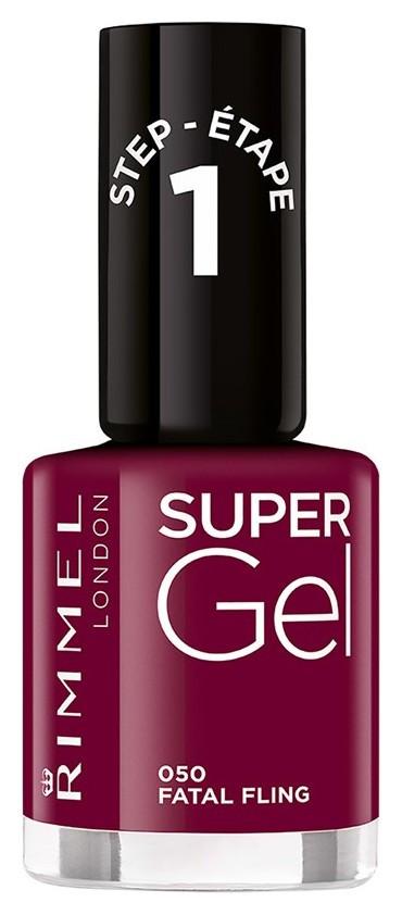 Гель-лак для ногтей Super Gel  Rimmel