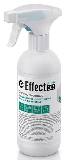 Профхим сантех кисл для удален налета-ржавч,для акрила Effect/alfa 103,0,5л_т/р  Effect