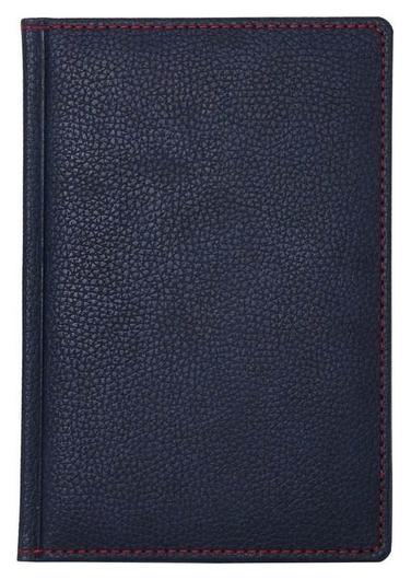 Алфавитная книжка а5,142х210мм,120л,темн-синий,красная простр аттаснеbizon  Attache