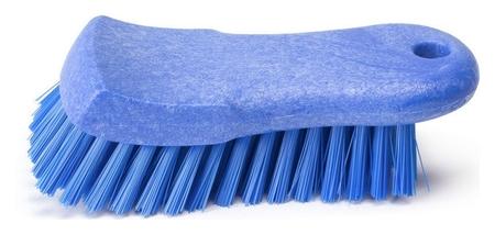 Щетка Haccper жесткая 153мм 4302 B синяя  Haccper