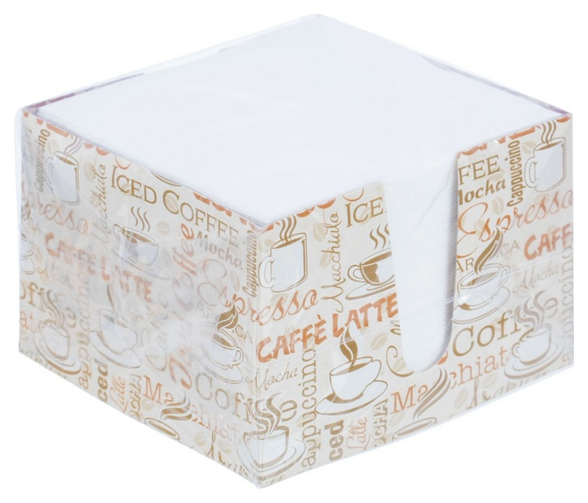 Салфетки перышко 2сл цел 24х24 см., 85 листов/уп кофе  NNB