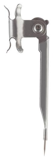 Циркуль №1 School козья ножка, длина 105 мм, металлический, блистер  №1 School