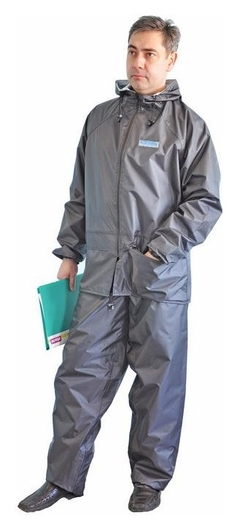 Спец.костюм костюм Membrane т.сер 48-50/182-188 4603720763000 NNB