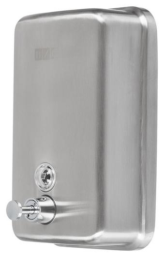 Дозатор для жидкого мыла BXG SD H1-1000м 1000мл. нерж.сталь(Матовый)  Bxg