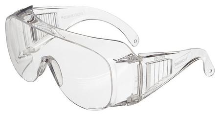 Очки защитные открытые росомз О35 визион прозрачные (Арт произв 13511)  Росомз