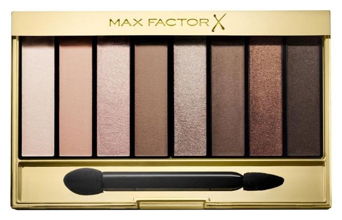 Тени для век Masterpiece Nude Palette  Max Factor
