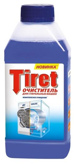 Средство для удаления накипи для стиральных машин Tiret 250мл. Tiret
