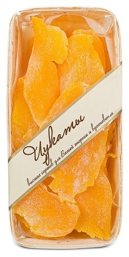 Сухофрукты манго язычки сушеные аркада, 200г  Аркада