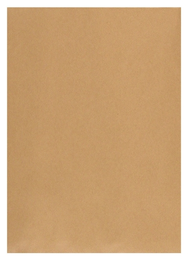 Пакет крафт в4стрип Multipack 250х353 100г 50шт/уп/5782  Packpost