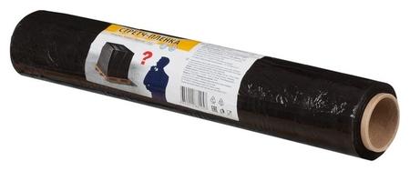 Стрейч-пленка для ручн.упак 180% 23мкм 45смx100м черная 0.99кг нетто  NNB