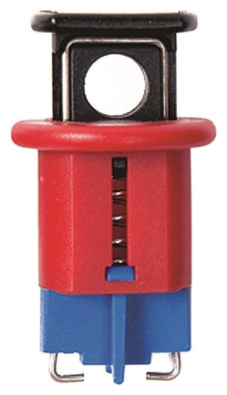 Блокиратор гаслок электроавтоматов с внутренними штифтами до 12,7мм(Gl-d02)  Гасзнак