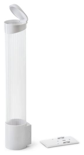 Держатель для стаканов Vatten Cd-v70mw 100ст., белый, магнит.  Vatten