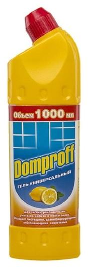 Универсальное чистящее средство Domproff 1л  Спектр