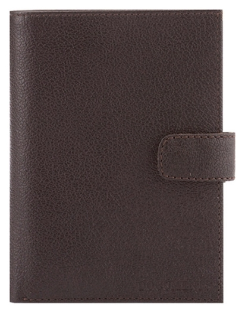 Бумажник водителя Bv.8.lg.коричневый  Fabula