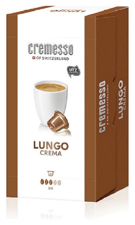 Кофе в капсулах Cremesso Crema 16 порций  Cremesso