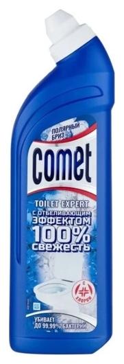 Средство для сантехники Comet гель 700мл полярный бриз C хлоринолом Comet