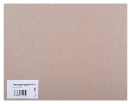 Картон для художественных работ 240х300 1010г/м арт-техника 21112  Арт-Техника