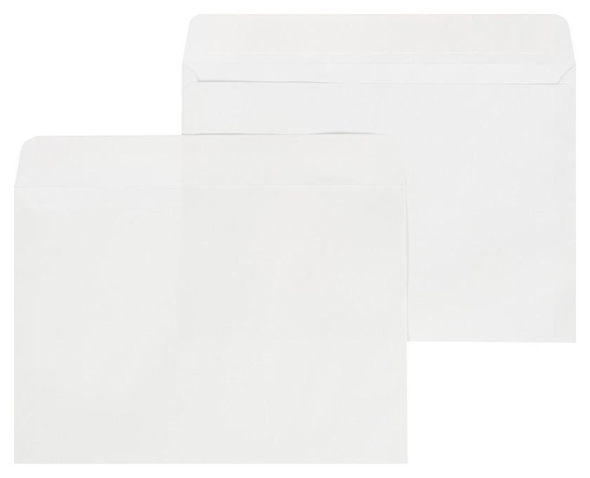 Конверты Ecopostс5 (162х229мм), стрип,80г, 1000шт/уп ?2786  Packpost