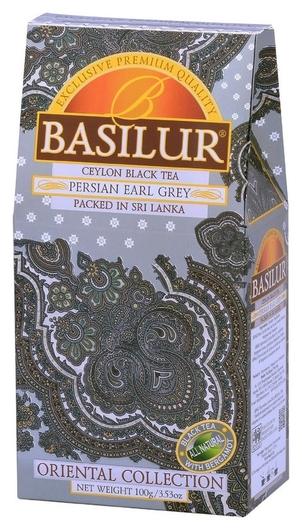 Чай черный восточная коллекция ЭРЛ грей по-персидски, 100 г. X12 71607-00  Basilur
