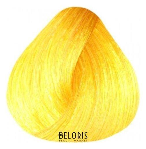 Купить Краска для волос Estel Professional, Краска-уход De Luxe Correct , Россия, Тон 0/33 желтый