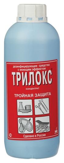 Дезсредство трилокс 1,0 л (Концентрат)  Трилокс