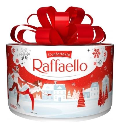 Набор конфет Raffaello 200г, торт  Raffaello