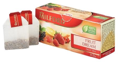Чай Milford фруктовая мечта 20пак., 40г  Milford
