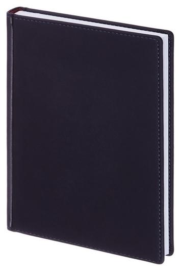 Ежедневник недатированный а5+, 136л, Velvet темно-синий Navy 3-115/16  Альт