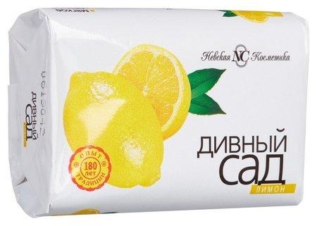 Мыло туалетное Лимон  Невская косметика