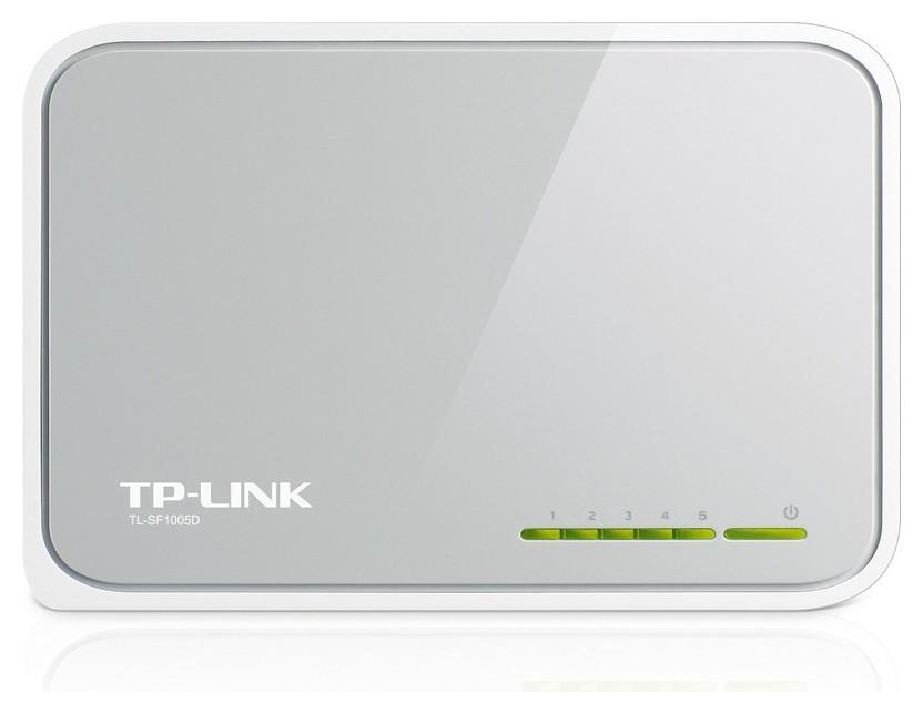 Коммутатор Tp-link Tl-sf1005d  Tp-link