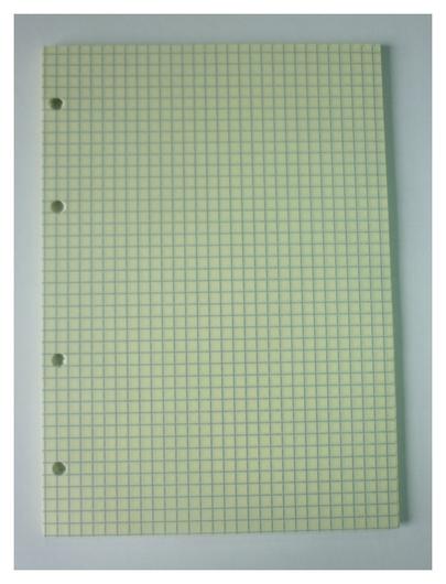 Сменный блок тонир,желтый,50л,а5  NNB