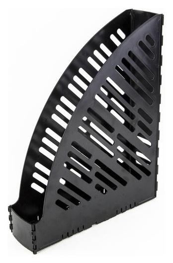 Вертикальный накопитель Attache 70мм 1 отделение сборный черный  Attache