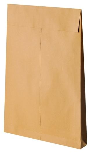 Пакеты в упаковке крафт Е4 стрип Gusset 280х400х40 140г 100шт/уп  Bong