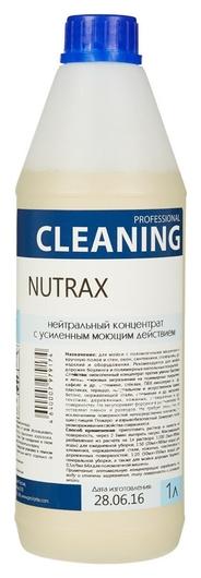 Профхим для машин мойки нейтрал для полимер.покр,боулинга Pro-brite/nutrax,1л  Pro-brite