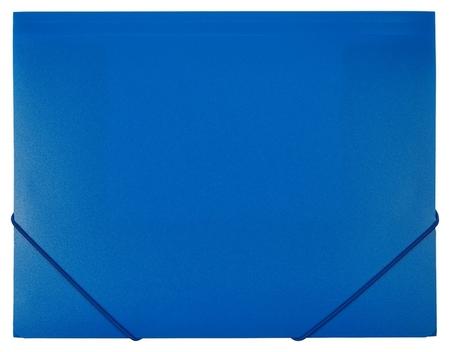 Папка на резинках Attache F315/06 синяя  Attache