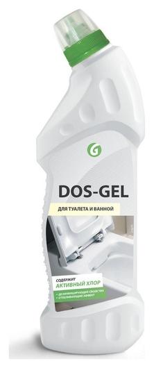 Средство для сантехники DOS GEL 750мл гель (Дезинфекция, плесень, грибок)  Grass