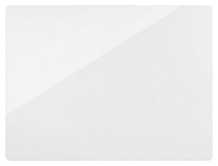 Доска стеклянная магнитная, 90х120,attache, белый  Attache