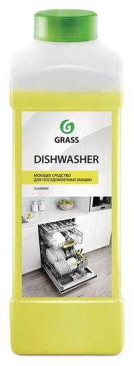 Профхим для ПММ и руч конц. для мытья посуды Grass/dishwasher,1л  Grass
