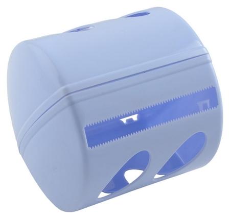 Держатель для туалетной бумаги Aqua Bq1512-к/bq1512глп голубой  BranQ