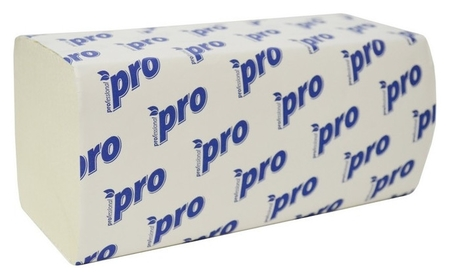 Полотенца бумажные для держ.pro 1сл 250л/пач 20пач/кор V-слож.c193  NNB